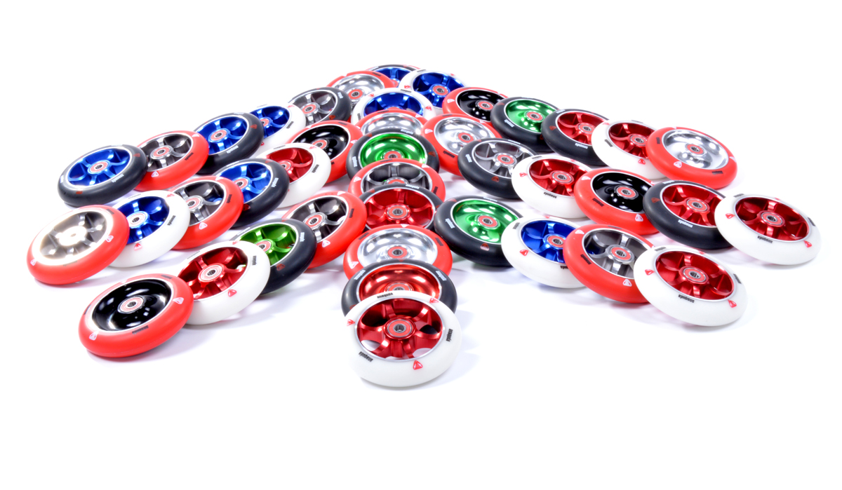 anaquda scooter wheels