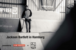 Jackson Bartlett in Hamburg