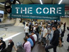 NACHBERICHT: THE CORE – FREESTYLE SCOOTER EXPERIENCE HAMBURG 2017