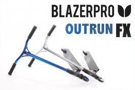 Der neue Blazer Pro Complete Scooter