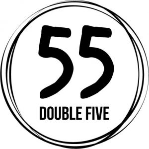 Double Five Logo 55